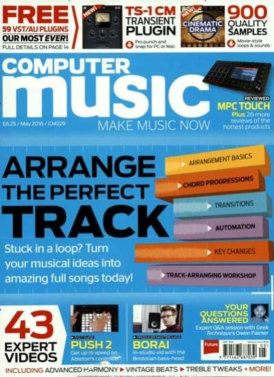 COMPUTER MUSIC / GB Abo